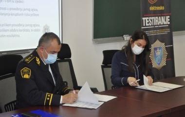 Uprava policije MUP-a ZDK i Transparency International u BiH sklopili sporazum o međusobnoj saradnji