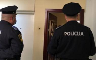 Pojačane aktivnosti policije na kontroli sprovođenja i poštivanja naloženih mjera