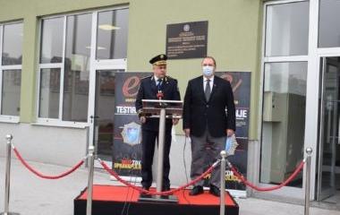 Savjetnik za borbu protiv korupcije u BiH posjetio Upravu policije MUP-a ZDK kako bi se uvjerio u transparentnost i objektivnost aktuelnog konkursa za prijem novih službenika