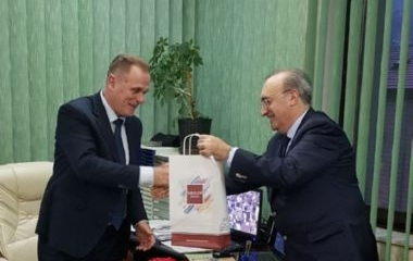 Njegova ekselencija, ambasador Republike Turske u Bosni i Hercegovini Haldun Koc u posjeti Ministarstvu unutrašnjih poslova Zeničko-dobojskog kantona.